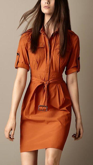 Vestidos de Burberry mi selección http://www.modactual.es