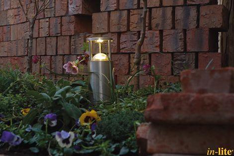 Licht maakt buiten bijzonder #inlite #tuinverlichitng #buitenlampen