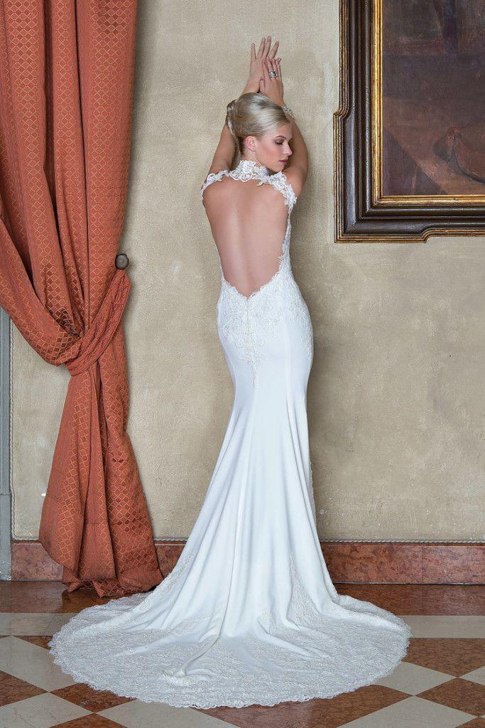 Model: Vivian - Collezione Glamour di Gloria Saccucci Spose