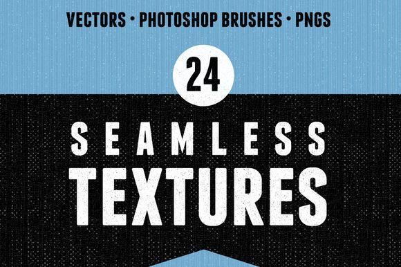 24 Seamless Textures