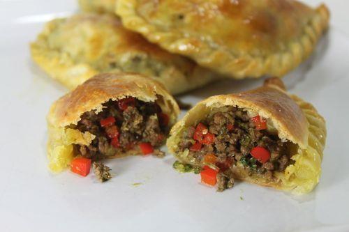 Plated + Served: Quick Chimichurri Beef Empanadas - MamásLatinas