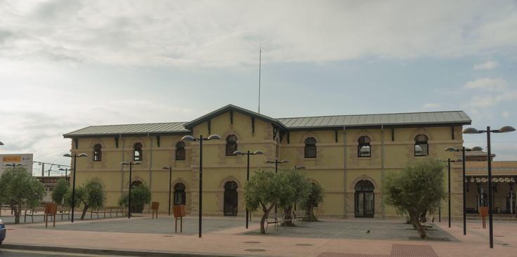 Estación del Ferrocarril, Miranda de Ebro