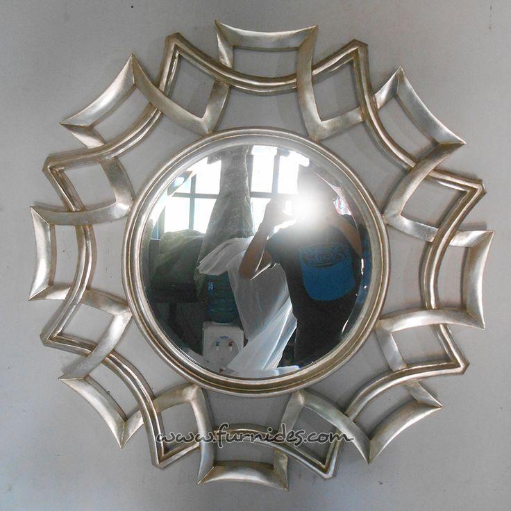 Mirror Frame - Interior Dinding | FurniDes.Com