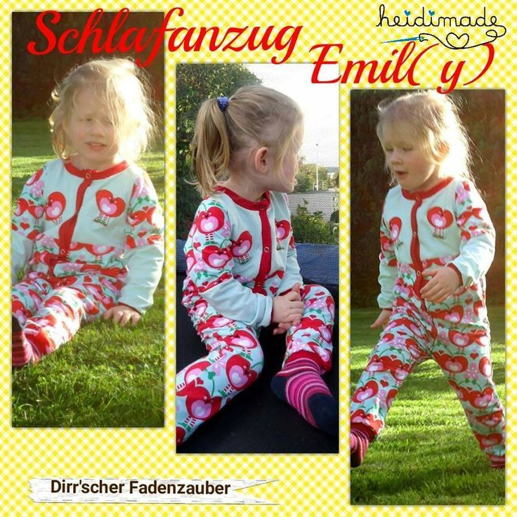 23 best Nähen für Kinder Pyjamas Schlafsäcke images on Pinterest ...