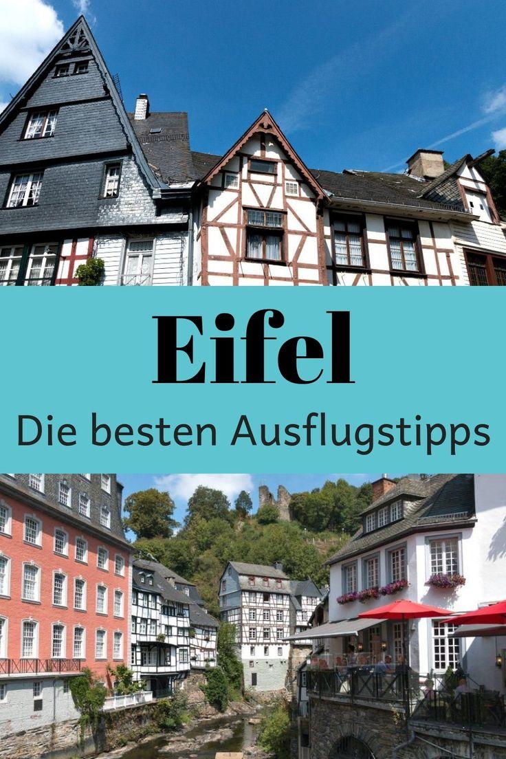 Eifel Ausflugstipps & Rezept für Zwetschgen Pfannkuchen