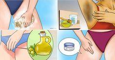 10 façons pour traiter naturellement et très efficacement les aisselles sombres et les parties sombres entre les jambes
