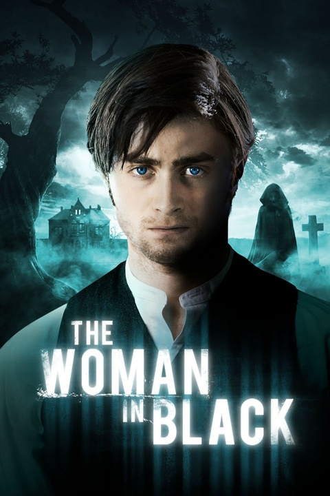THE WOMAN IN BLACK! I love this movie! except the ending... bugged me.