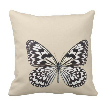 Personalized Butterfly Heart Throw Pillow Cover : 25+ unique Butterfly pillow ideas on Pinterest Butterfly cushion, Cushions to make and Heart ...