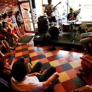 Cool down in Orlando's 24-hour coffee shop/live-music venue/purveyor of the greatest iced coffee in town. | 10 Cool Things Orlando-Dwellers Don't Want You To Know About
