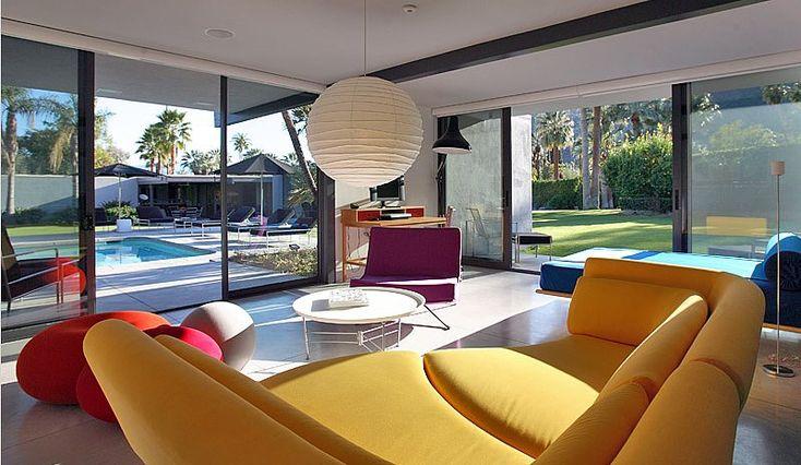 Uma nova mansão de #luxo em Palm Springs para Leonardo Di Caprio | #Casasdeluxo #LuxuryEstate