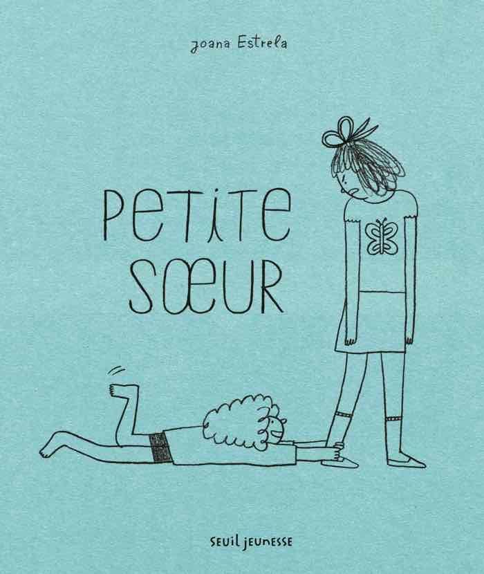 Petite soeur : un petit livre plein de tendresse qui aide à grandir et à faire la paix