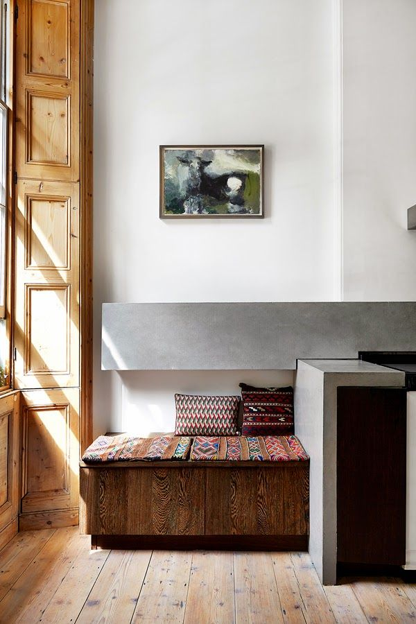 AN ELEGANT OLD TOWNHOUSE IN THE CITY OF LONDON | THE STYLE FILES