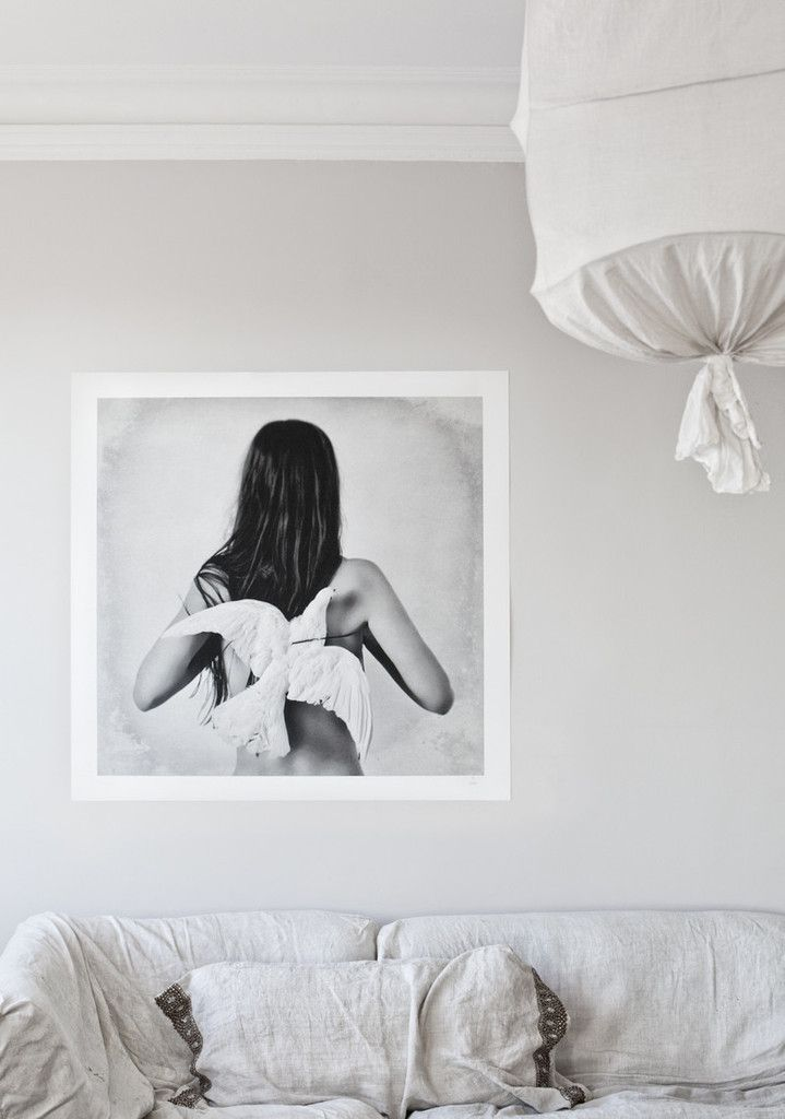 Love Warriors - Sky Circles print $349.00 (https://norsu.com.au/collections/boho-luxe-living-room/products/love-warriors-sky-circles)