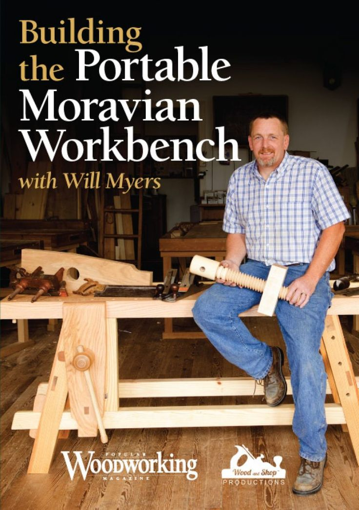 Building the Portable Moravian Workbench with Will Myers Video Download