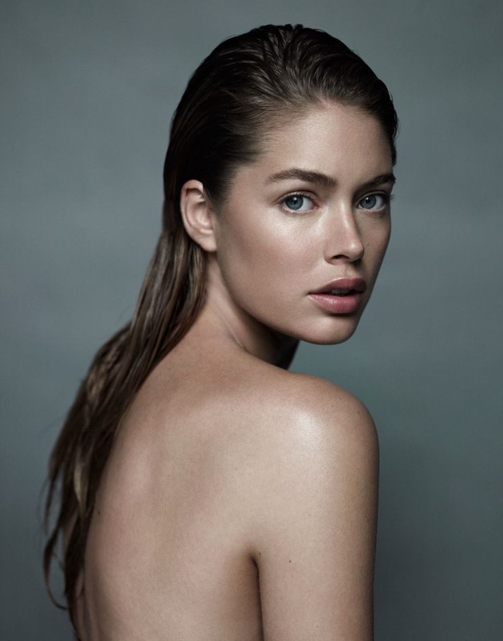 Doutzen Kroes – Elle France Beautiful and stylsh Aline