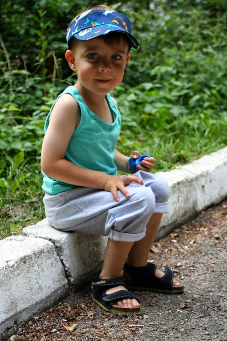 summer fashion kid