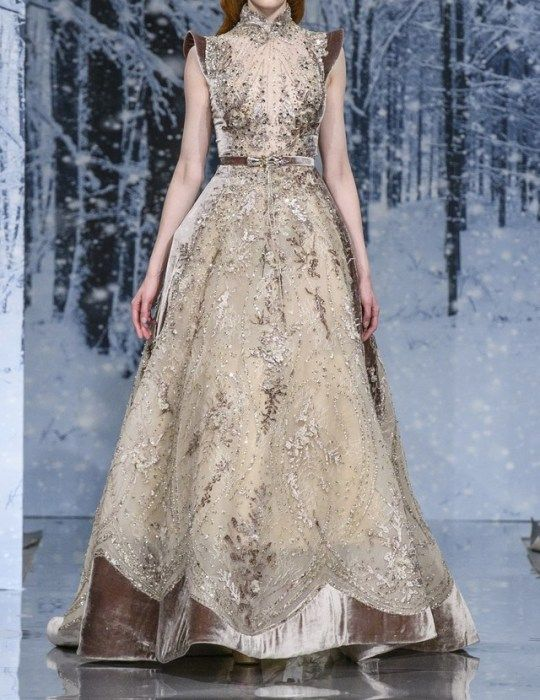 Ziad Nakad Haute Couture Herbst 2017   – Couture ❤