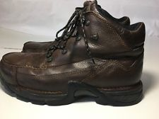 Danner Brown Leather Ankle Boots SHARPTAIL CHUKKA II GTX Mens 12Gore Tex