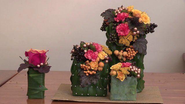 Judith Blacklock Flower School - Video