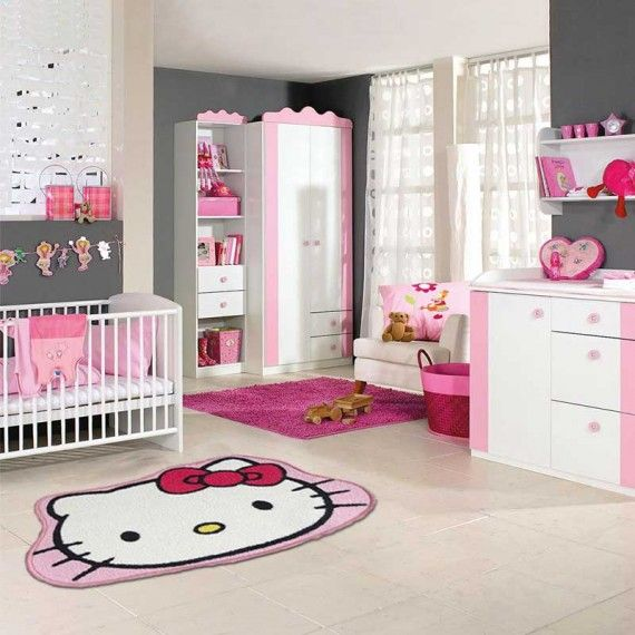tappeto hello kitty sagoma