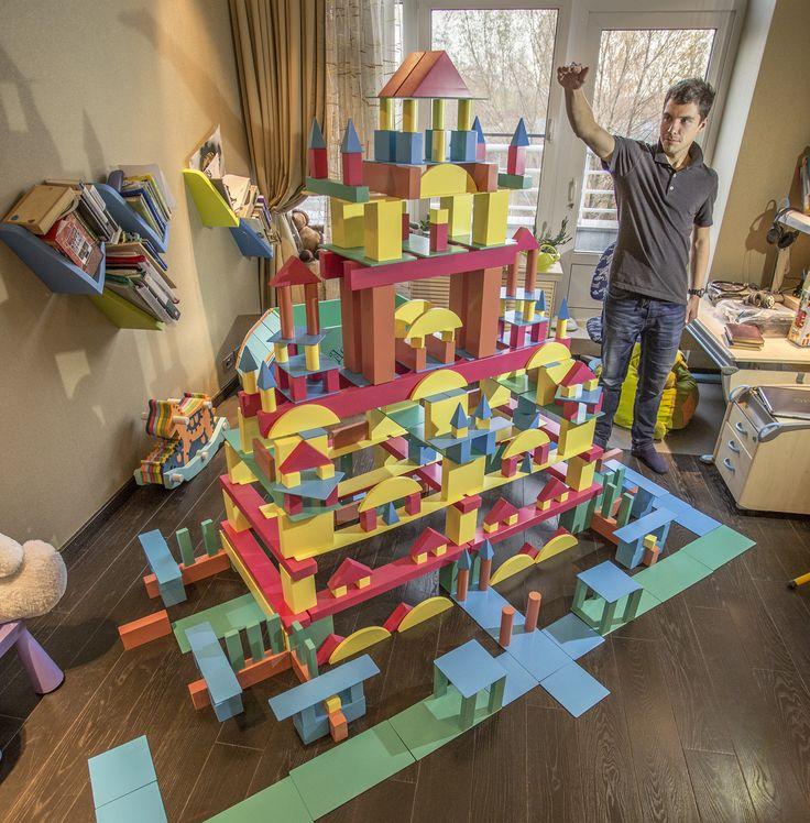 Изготовление кубиков