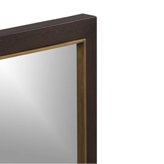 Blake Koyu Kahverengi Duvar Aynası