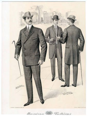 1904, Teller 007 :: Costume Institute Fashion Plates