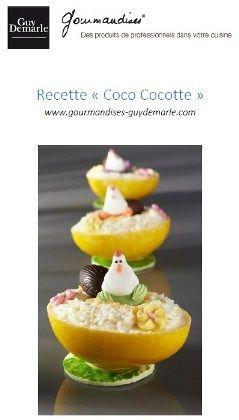 Recette Coco Cocotte