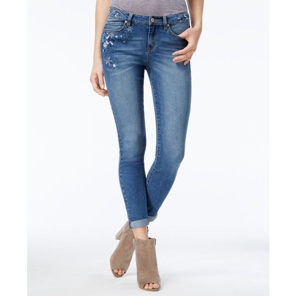 17 best ideas about Cuffed Skinny Jeans on Pinterest | Nautical ...