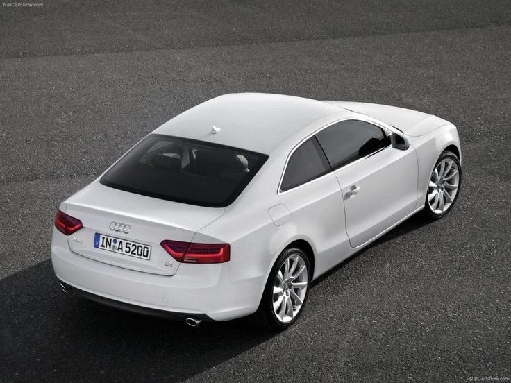 2012 Audi A5 Coupe