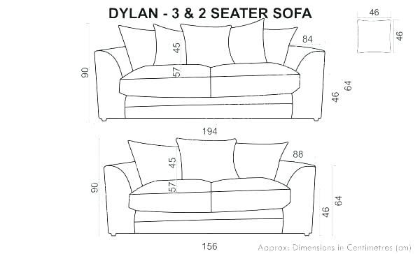 Standard Living Room Chair Dimensions | Seater Sofa, 3 Seater Sofa, Sofa