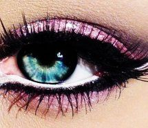 Inspiring picture cute, eye, eye shadow, eyes, face. Resolution: 500x284 px. Find the picture to your taste!