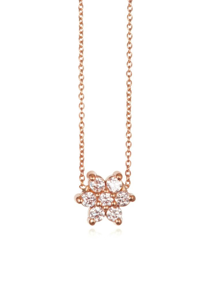 Collier Diamond Star - Ginette-ny