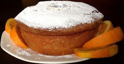 La Chicchina: Chiffon cake