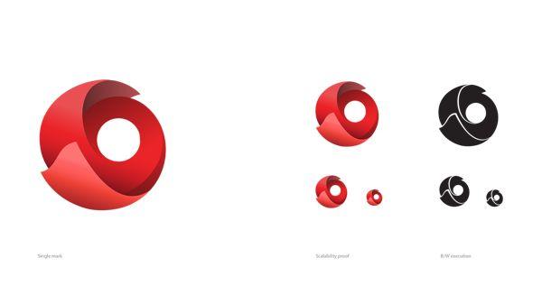 mark / Opera Software Rebrand by Ken Olling