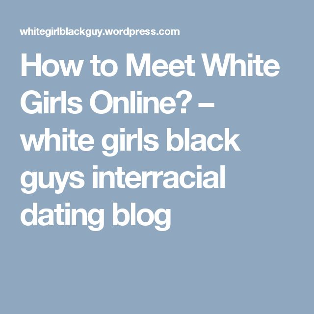 how to find girls online