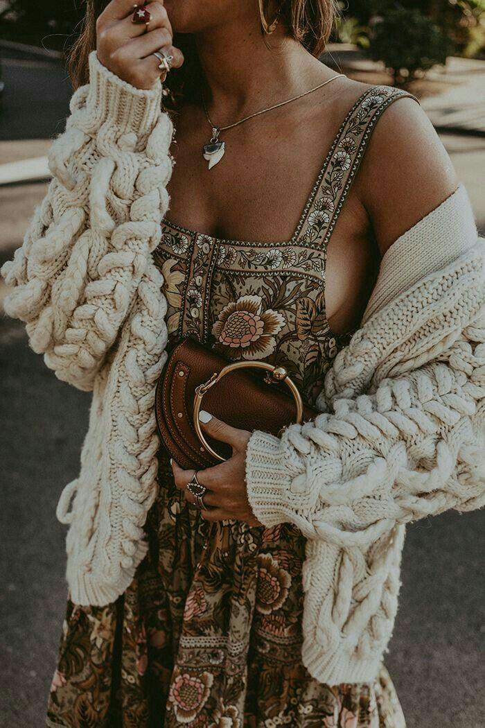 Boho Style Clothes Boho Style Outfits Boho Fashion Winter Boho Fashion