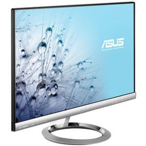 """ASUS 23"""" LED - Designo MX239H disponible ici. Faites l'achat du moniteur ASUS Designo MX239H pour profiter d'une haute qualité d'image sur un grand écran de toute beauté ! Ce superbe moniteur ASUS de 23 pouces est la parfaite alliance de l'élégance et de la performance.  Grâce à sa dalle HA-IPS avec résolution Full HD et son système audio de grande qualité, ce moniteur ASUS sera un achat idéal pour les loisirs numériques HD ou pour être utilisé comme écran de démonstration, par exemple."""