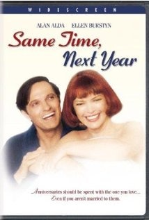 Same Time, Next Year (1978)  great movie