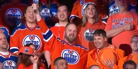 Oilers grab series lead with OT win   630 CHED - Edmonton Breaking News, Traffic, Weather and Sports Radio Station