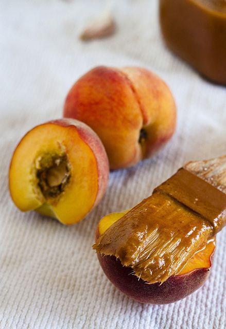 Vanilla Garlic: Appreciation: Peach Barbecue Sauce