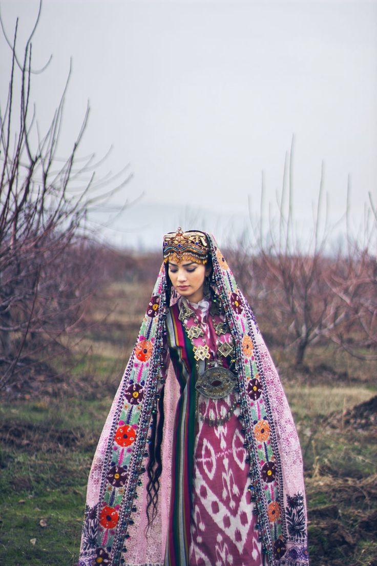 Tajikstan. Central Asia.