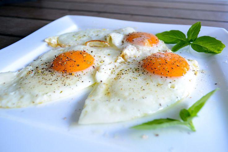 Really Simple Ketogenic Breakfast Eggs via @fatforweightlos