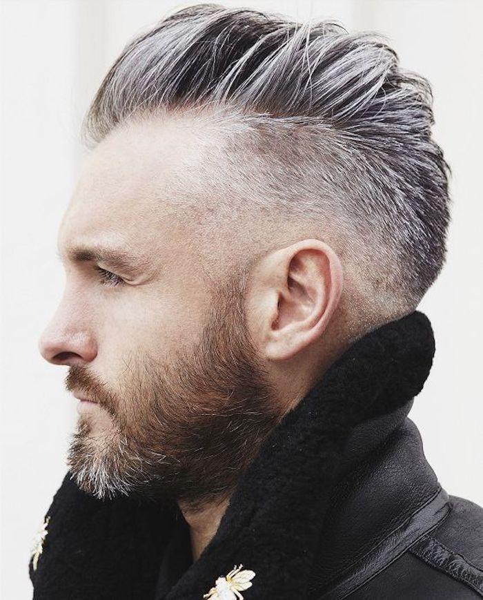 1001 Ideen Fur Undercut Die Top Frisur Fur Manner Im 2017 Frisur Geheimratsecken Herrenfrisuren Herren Frisuren Geheimratsecken