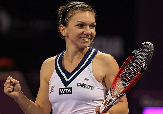 Simona Halep #WTA