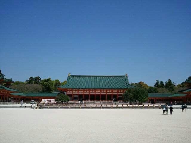 HEIAN JINGU SHRINE #平安神宮