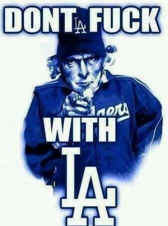 ................... Dodgers .................. ....................................................