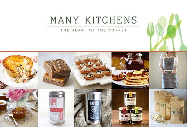 Discover the Best Gourmet Food Online! ManyKitchens.com