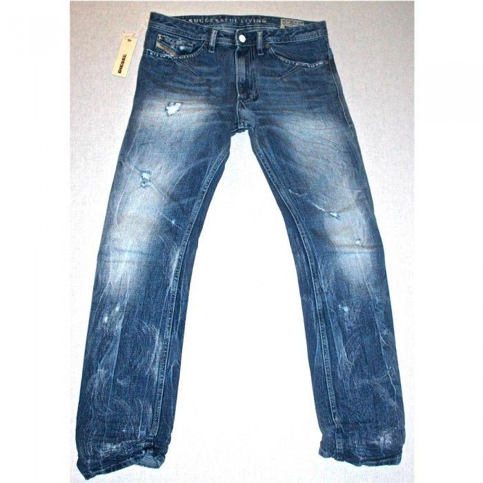 Diesel Shioner 74Z Mens Jeans | DNA | Light Exposure | 0074Z