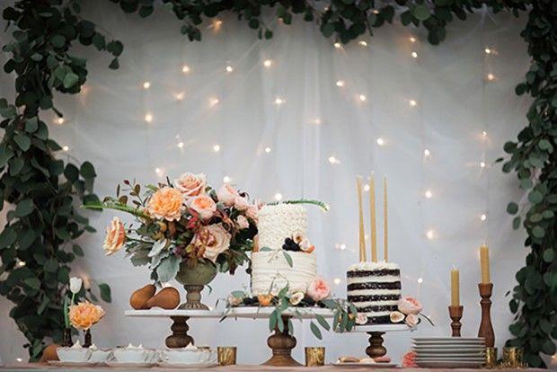 Fiesta de treinta (y tantos) . Chic y floral - Blog decoración y Proyectos Decoración Online